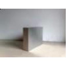 Blacha aluminiowa 8,0x400x400 mm. PA6